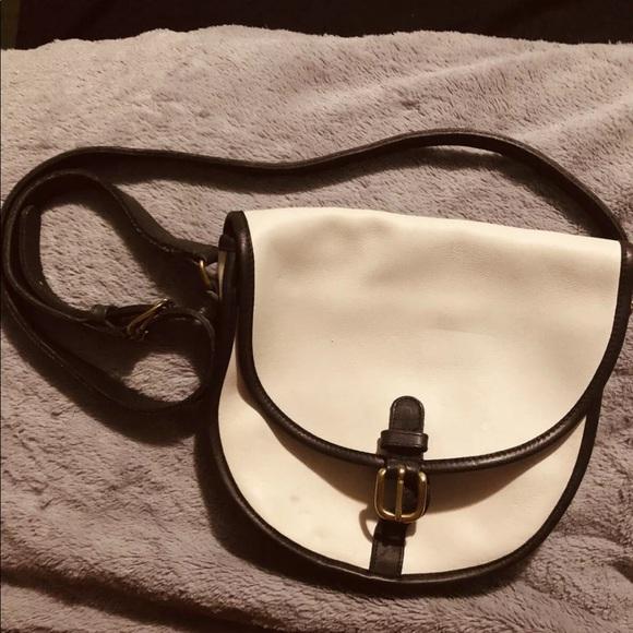 Coach Handbags - 1960 Vintage Coach Saddle Shoulder Bag